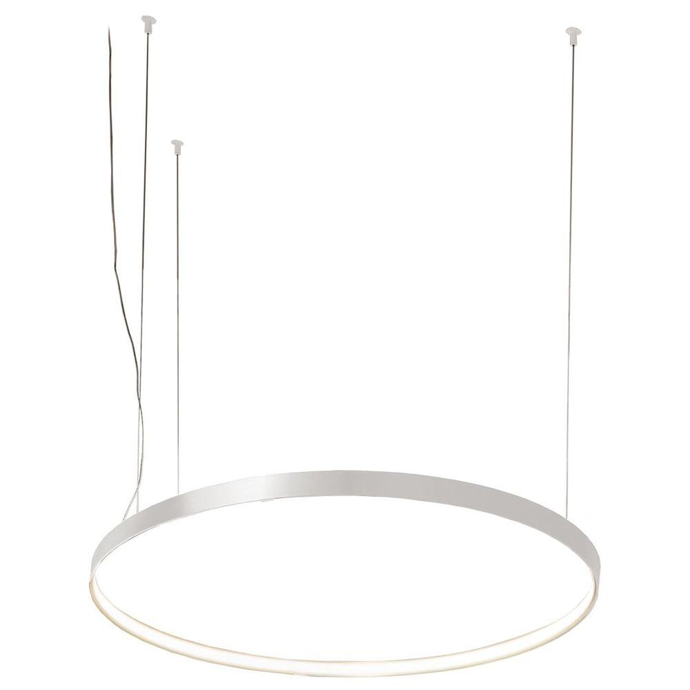 Panzeri Zero Round LED-Ring Pendelleuchte thumbnail 6