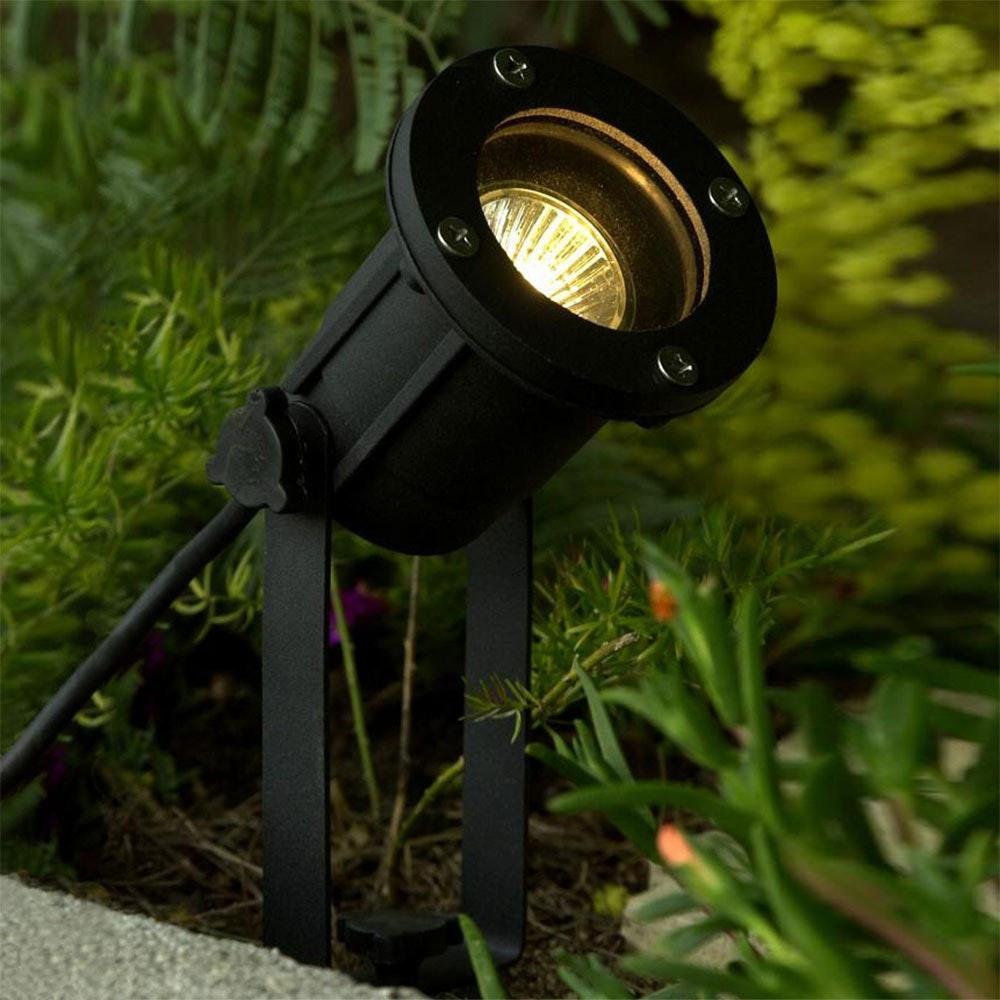 Nordlux Spotlight Garten Spiess-Strahler IP54 Schwarz