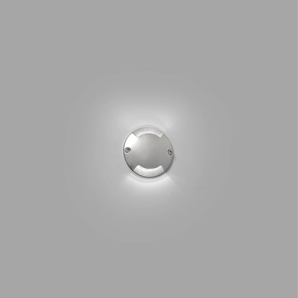 LED Aufbauleuchte KEENAN IP67 Nickel-Matt