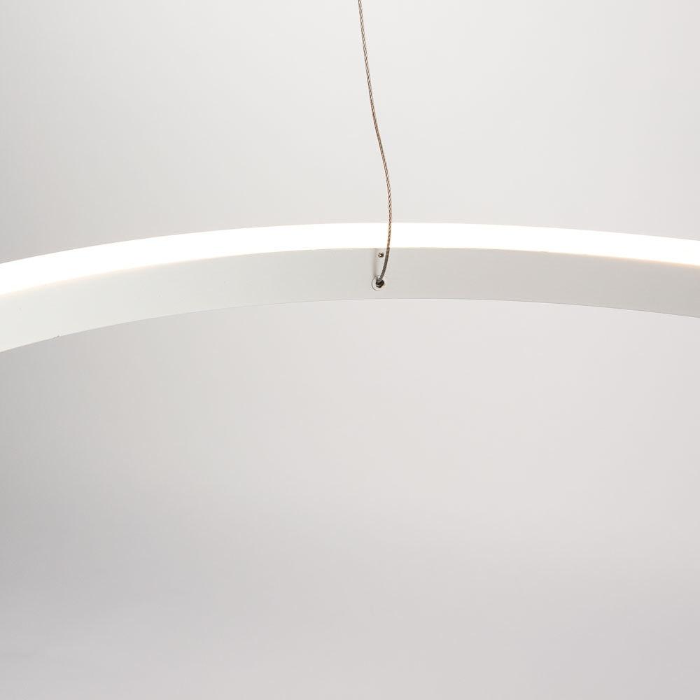 s.LUCE Ring 80 direkt oder indirekt LED Pendelleuchte 12
