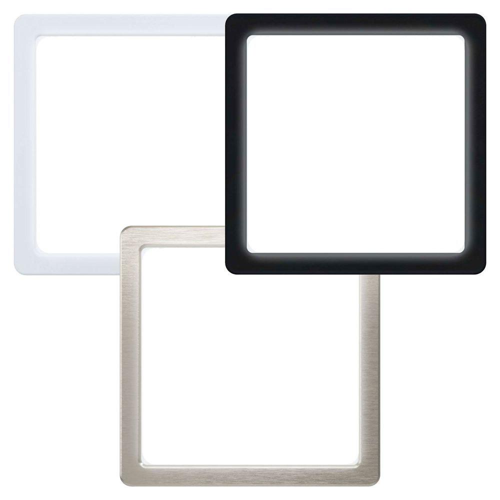 LED-Panel Einbau 1800 Lumen 21,5cm eckig 1