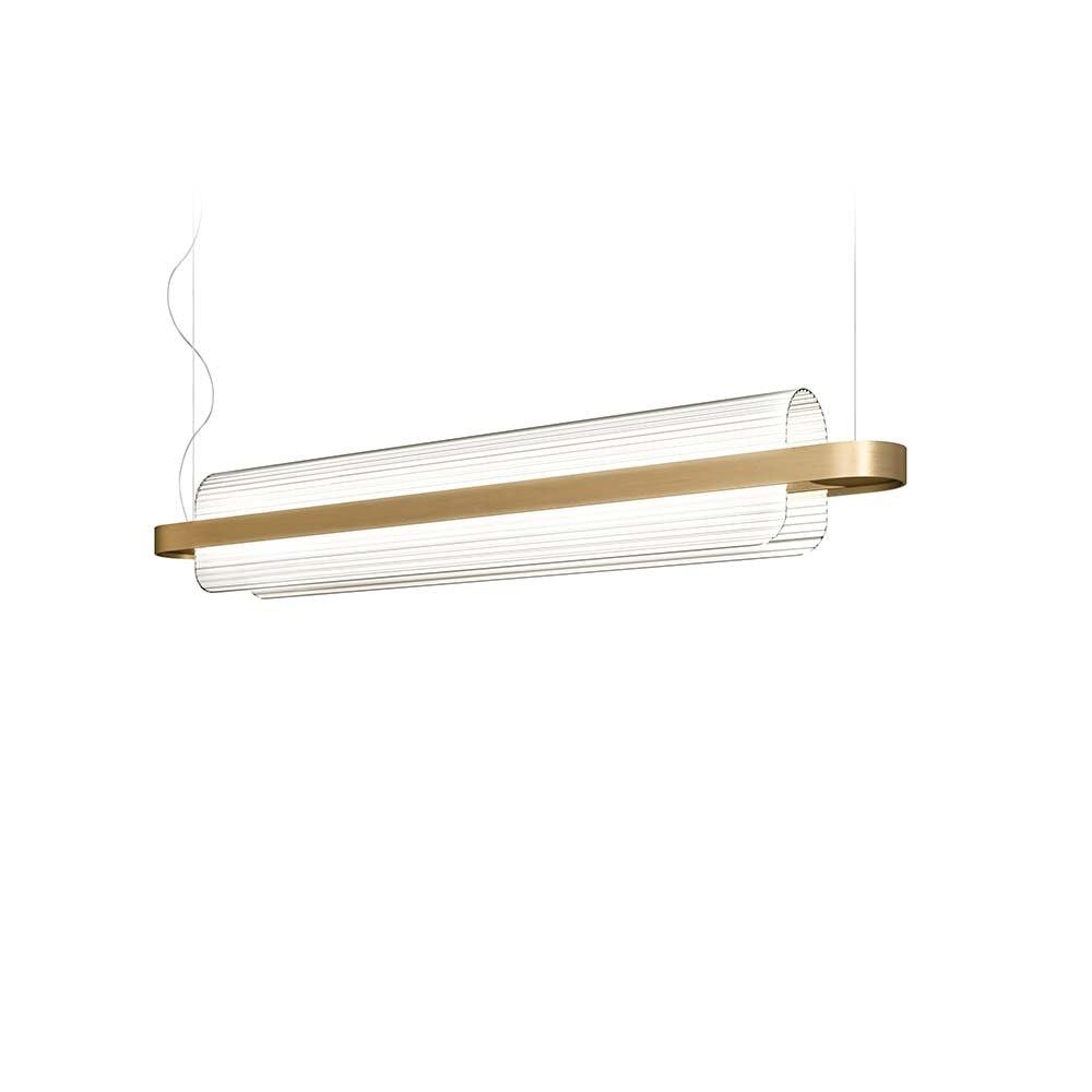 Kundalini LED Esstischleuchte Nami 150cm Dimmbar 1
