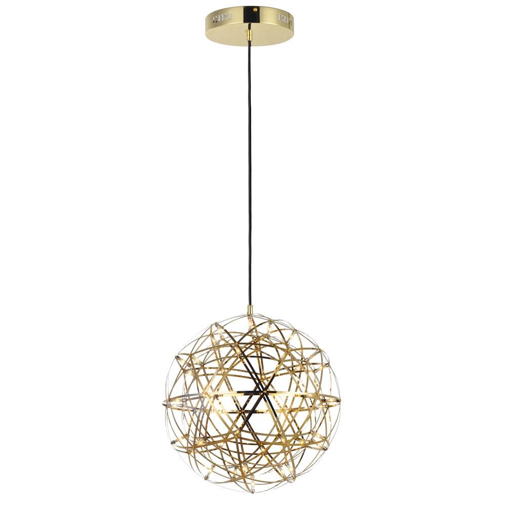 s.LUCE pro Atom 50 LED-Hängelampe Dimmbar 3