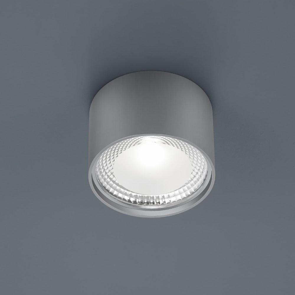 Helestra LED Deckenlampe Kari Nickel-Matt 2