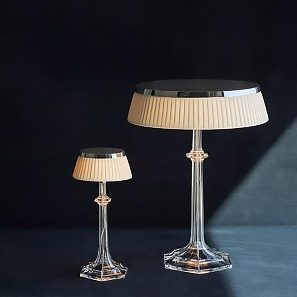 FLOS Bon Jour Versailles LED Tischlampe mit Dimmer ohne Schirm 6