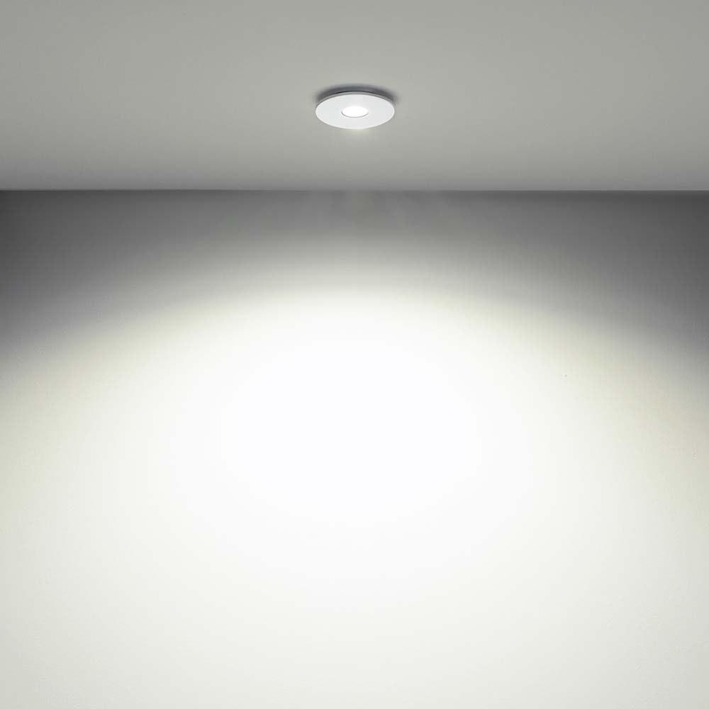 Casablanca LED-Einbauleuchte Tet ohne Linse 3