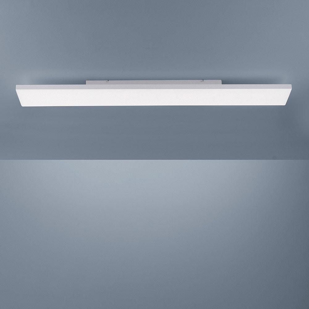 Q-Flat 2.0 rahmenloses LED Deckenlampe 100 x 10cm CCT + FB Weiß thumbnail 6