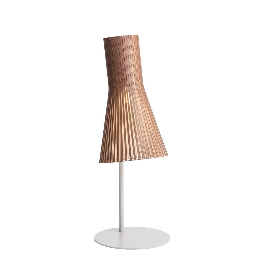 Tischleuchte Secto 4220 aus Holz 75cm 6