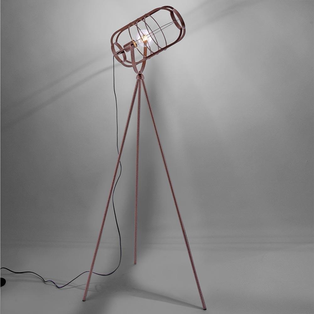 Stehleuchte Fabio 160cm Industrial-Stil 7