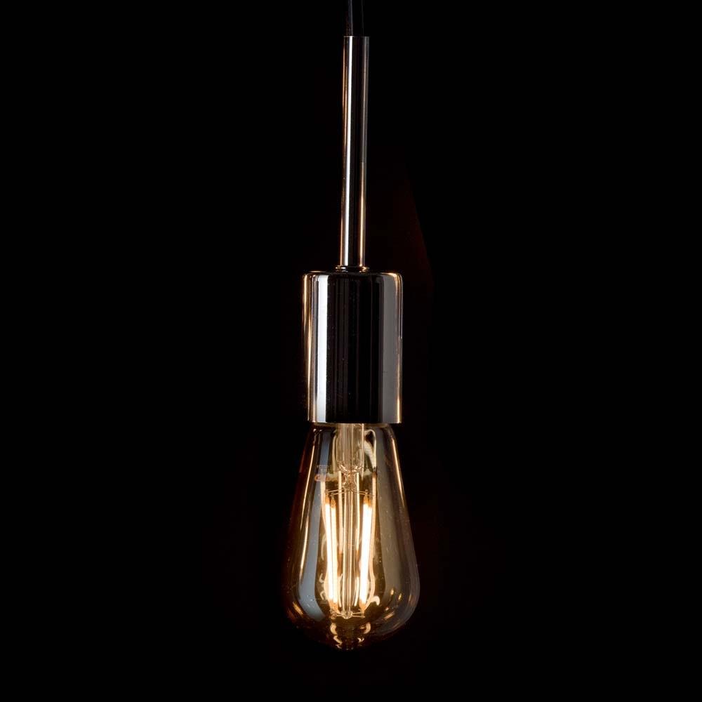 Ideal Lux LED Leuchtmittel Vintage E27 4W Cono
