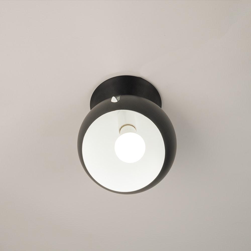 s.LUCE Ball Decken-, Wand- & Tischlampe verstellbar Ø 20cm 2