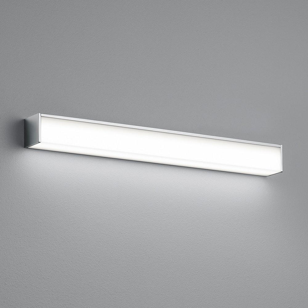Helestra LED Wandlampe Nok IP44 Chrom 1