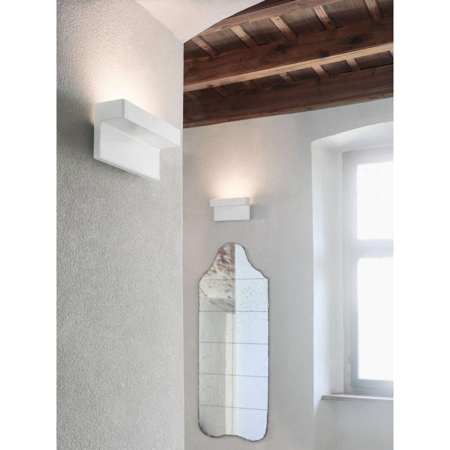 Luceplan LED Wandleuchte Any 23cm weiss 3