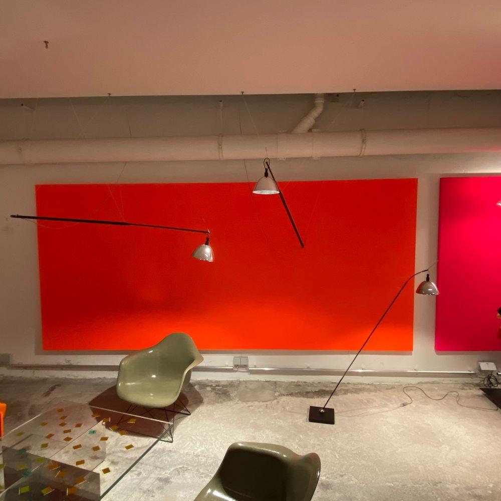 Ingo Maurer Wand- oder Hängelampe Max. Mover LED max 210cm thumbnail 4