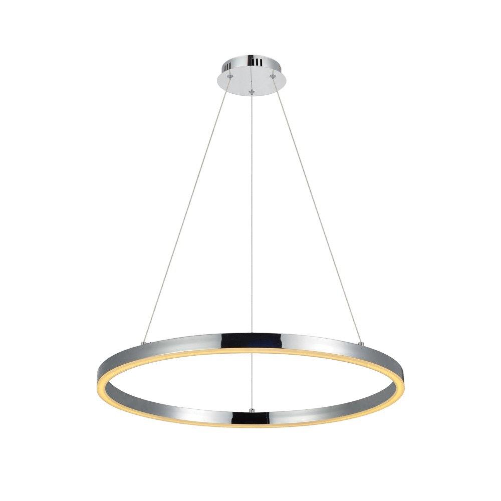 s.LUCE Ring 80 LED Pendellampe 5m Aufhängung 2
