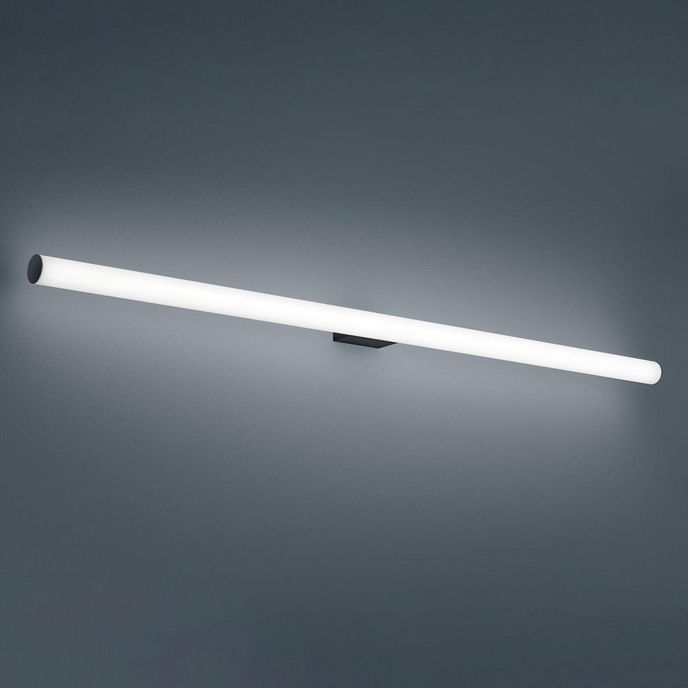 Helestra LED Wandleuchte Loom IP44 Schwarz 2