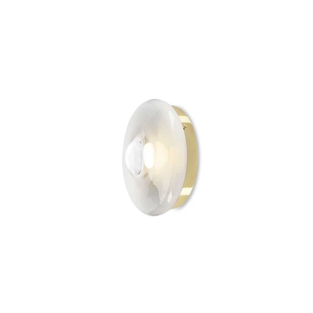 Bomma Orbital Glas-Wandlampe 3