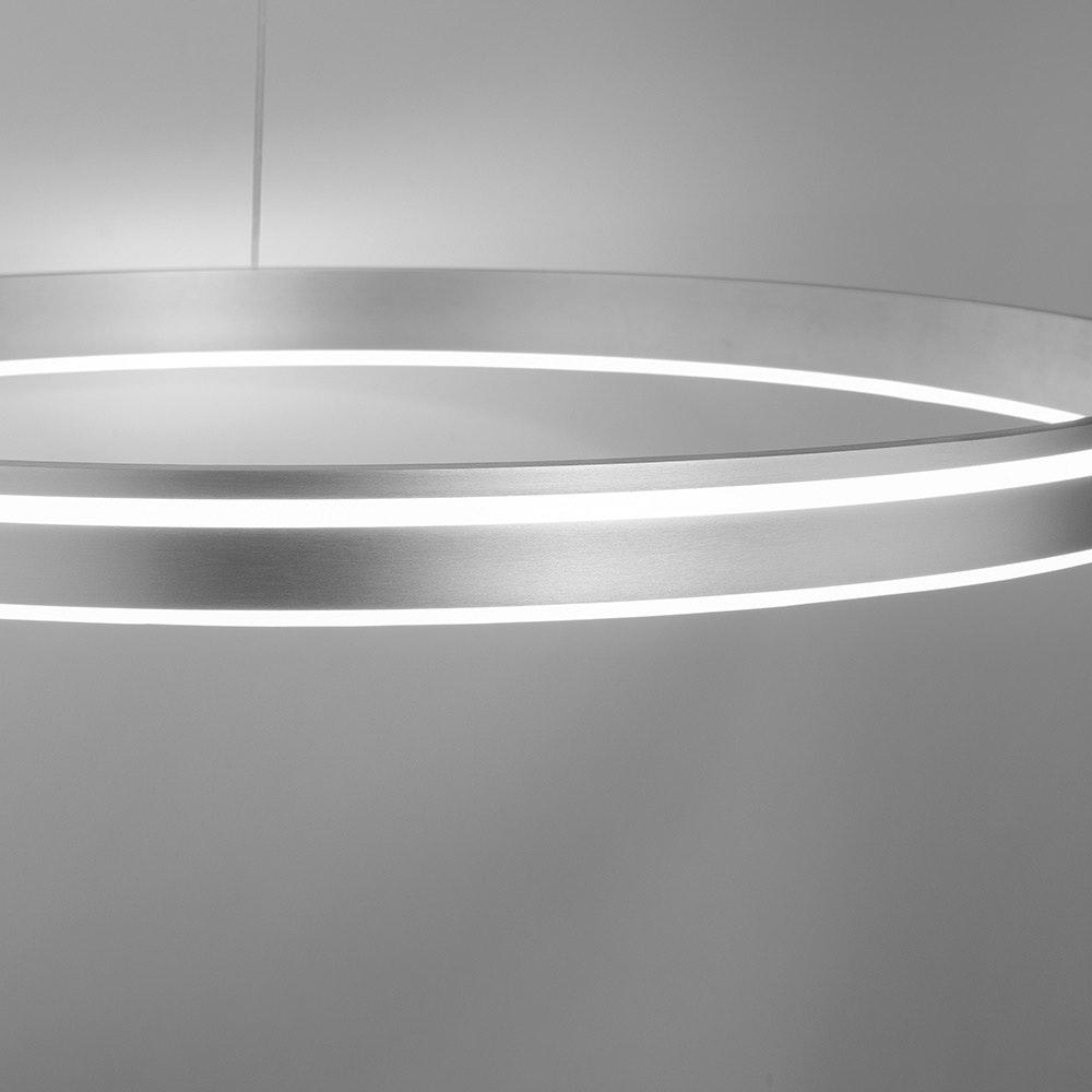 LED Hängeleuchte Q-Vito Ø 79cm CCT Stahl thumbnail 3