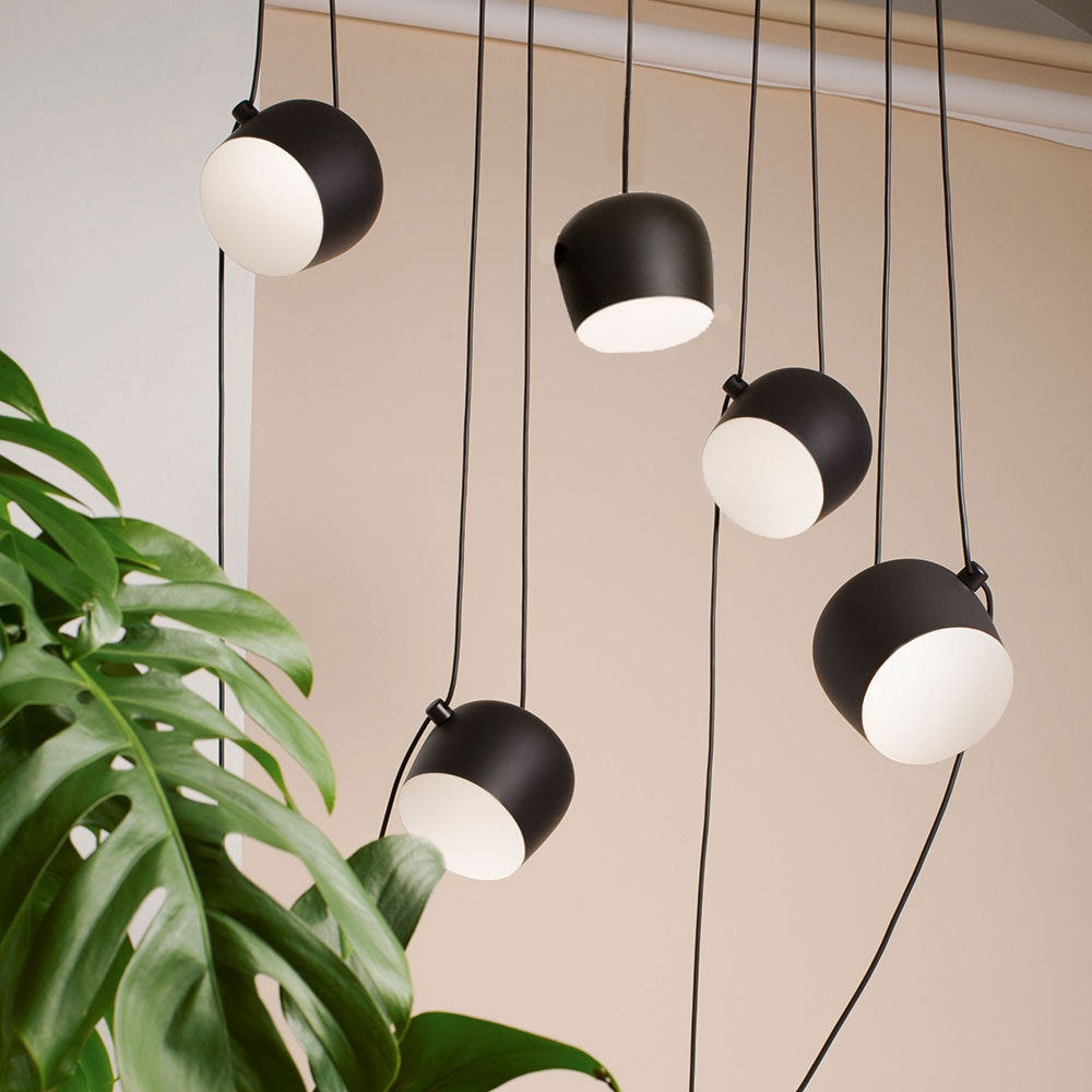 FLOS Aim small mehrfach LED-Pendelleuchte 11
