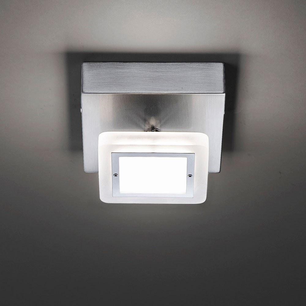 LED Deckenlampe Q-Vidal Kugelgelenk 4, 80W RGBW 2