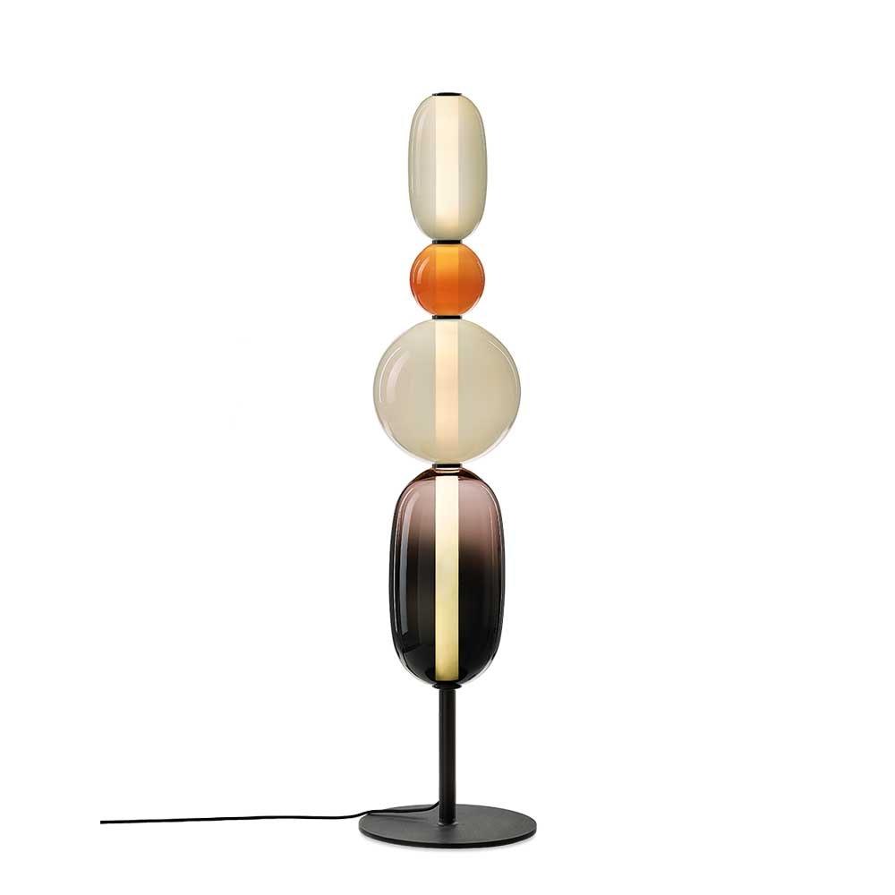 Bomma Pebbles LED-Stehlampe Long Configuration 4-5 1