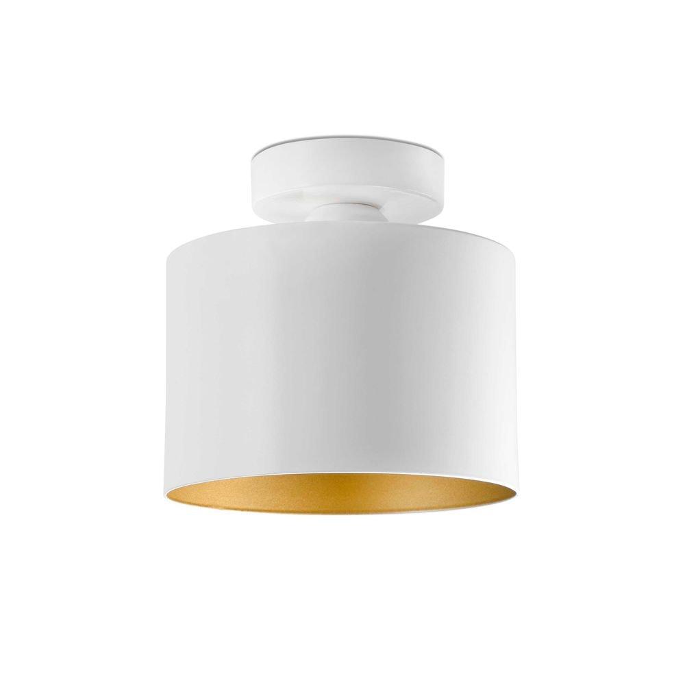 Deckenleuchte JANET IP20 Weiß, Goldfarben