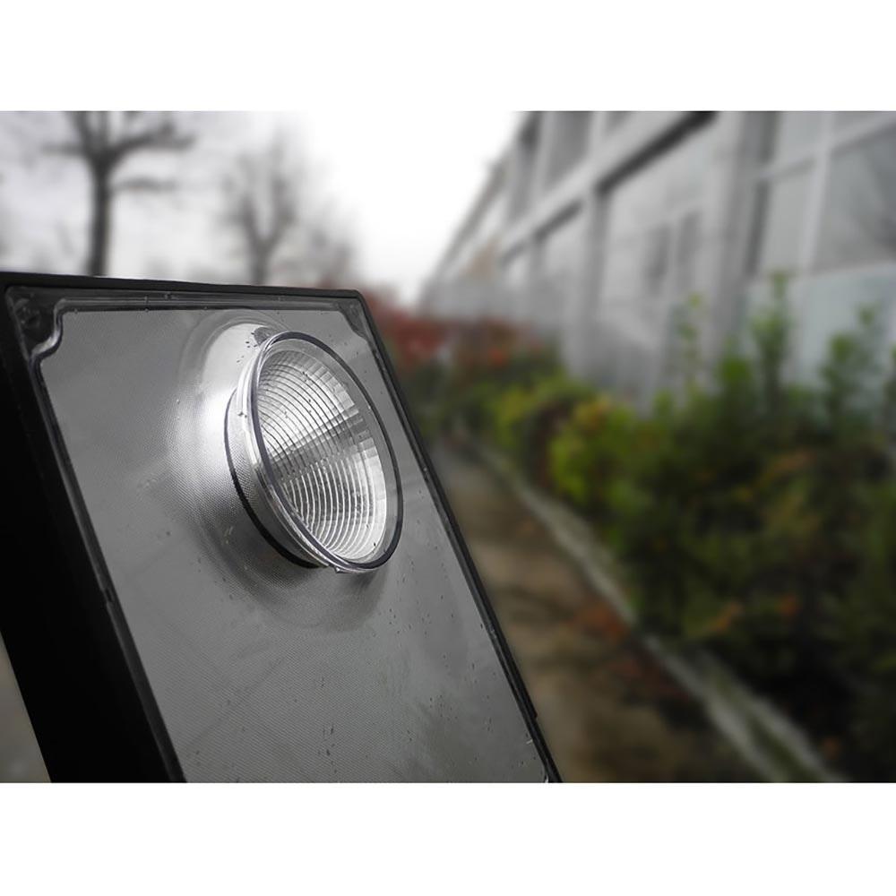 IVELA LED Fluter Maxilito IP66 6800lm Schwarz 2