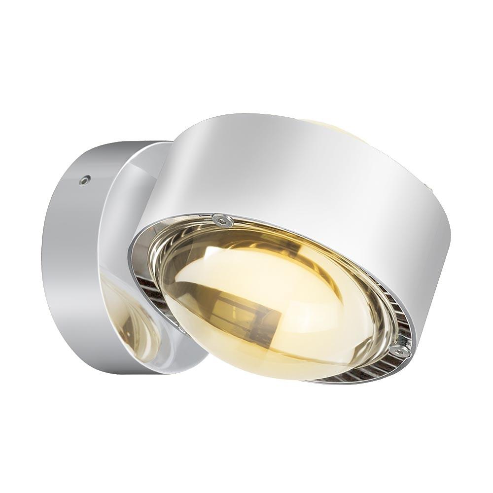 Top Light LED Wandleuchte Puk Wall 17
