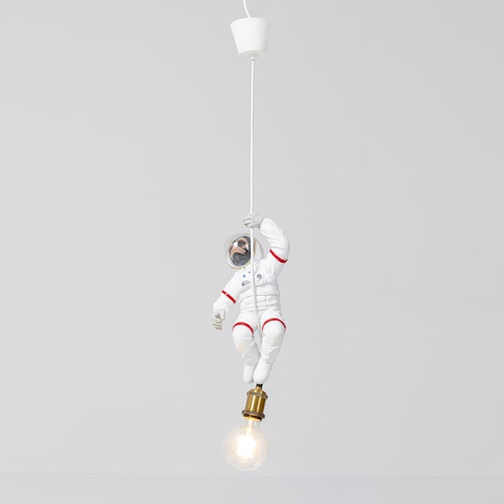 KARE Hängeleuchte Monkey Astronaut