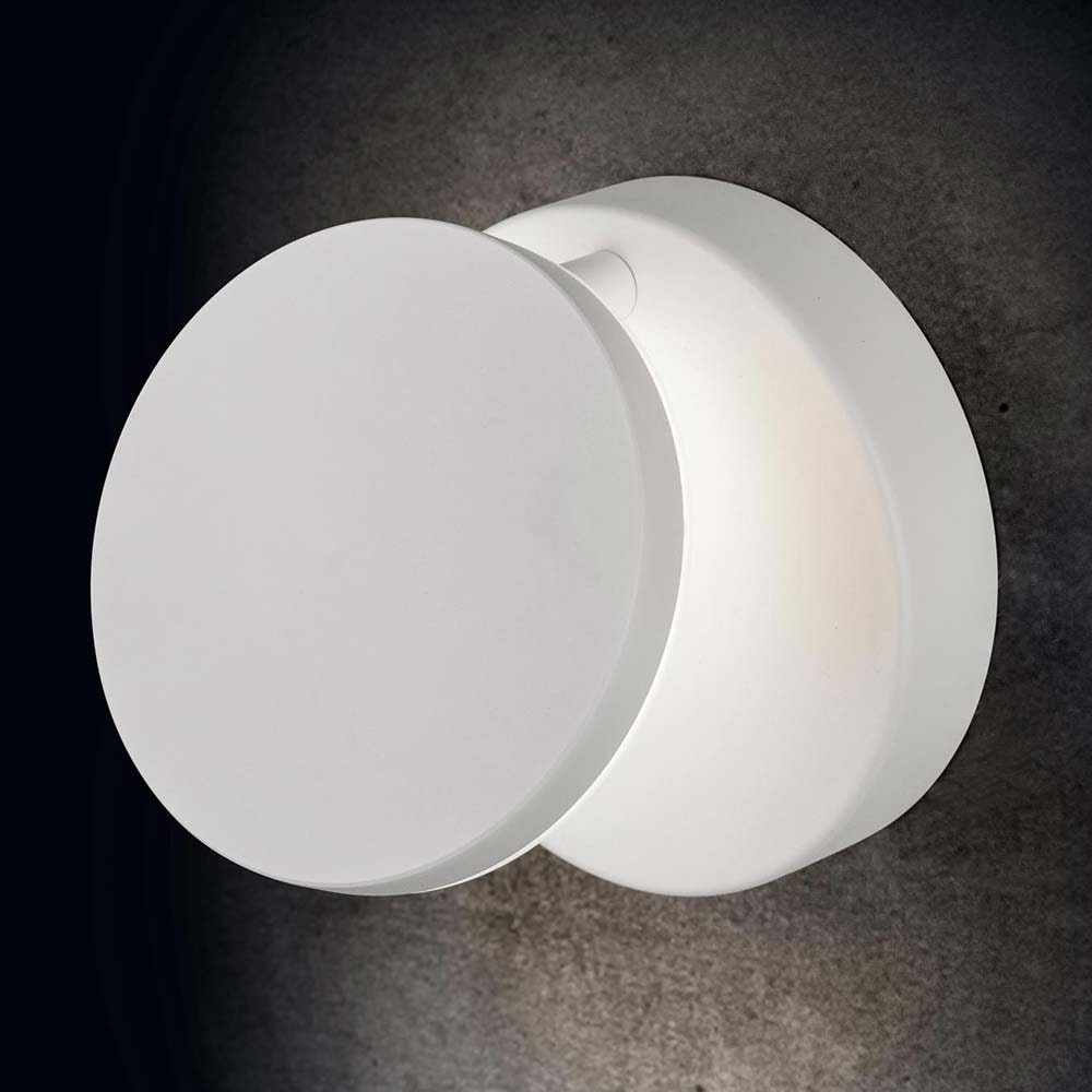 Holtkötter LED-Leseleuchte PLANO W weiss Dimmbar 2000lm 2700K