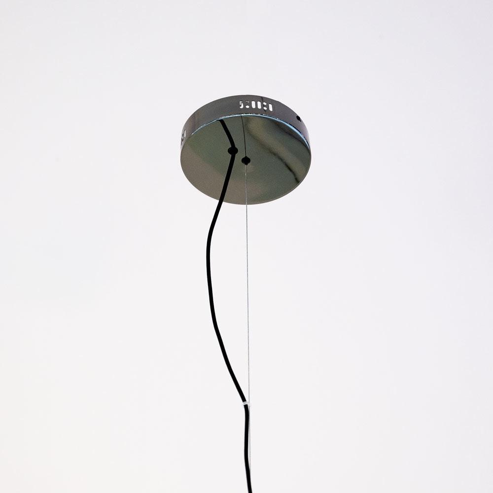 s.LUCE pro Atom 70 dimmbare LED-Pendelleuchte Metallkugel 8