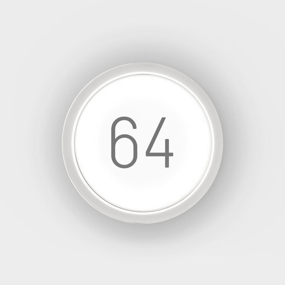 IP44.de Lisc Hausnummernleuchte Number IP65 5