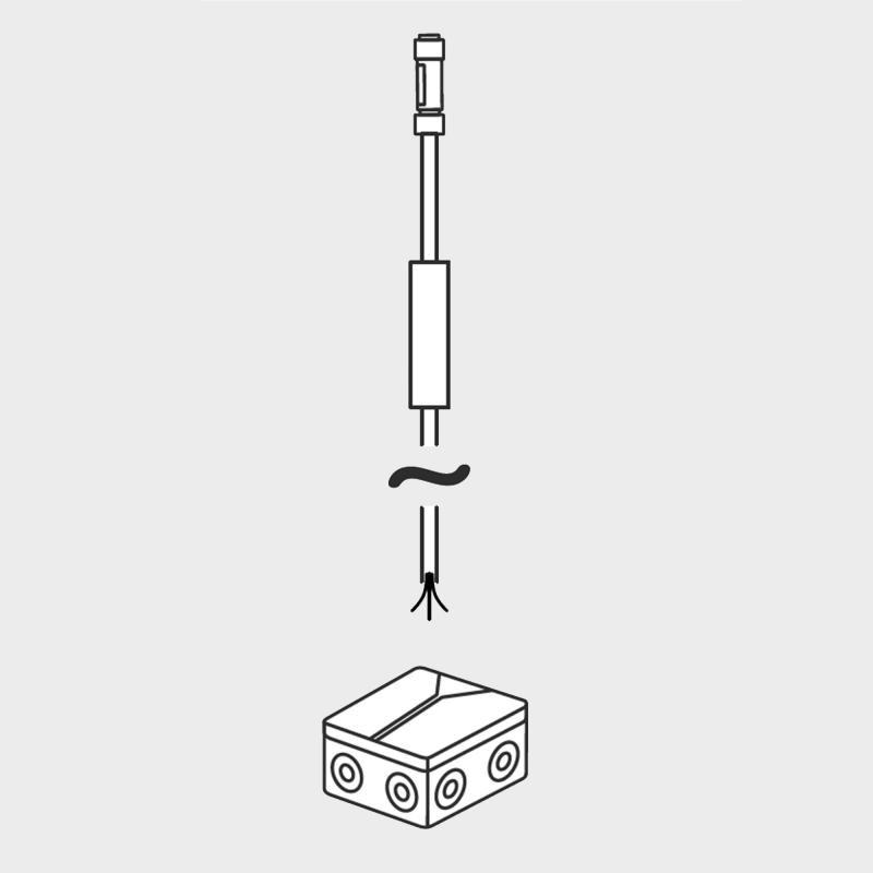 IP44.de Connect Erd-Anschluss-Kit IP65 1