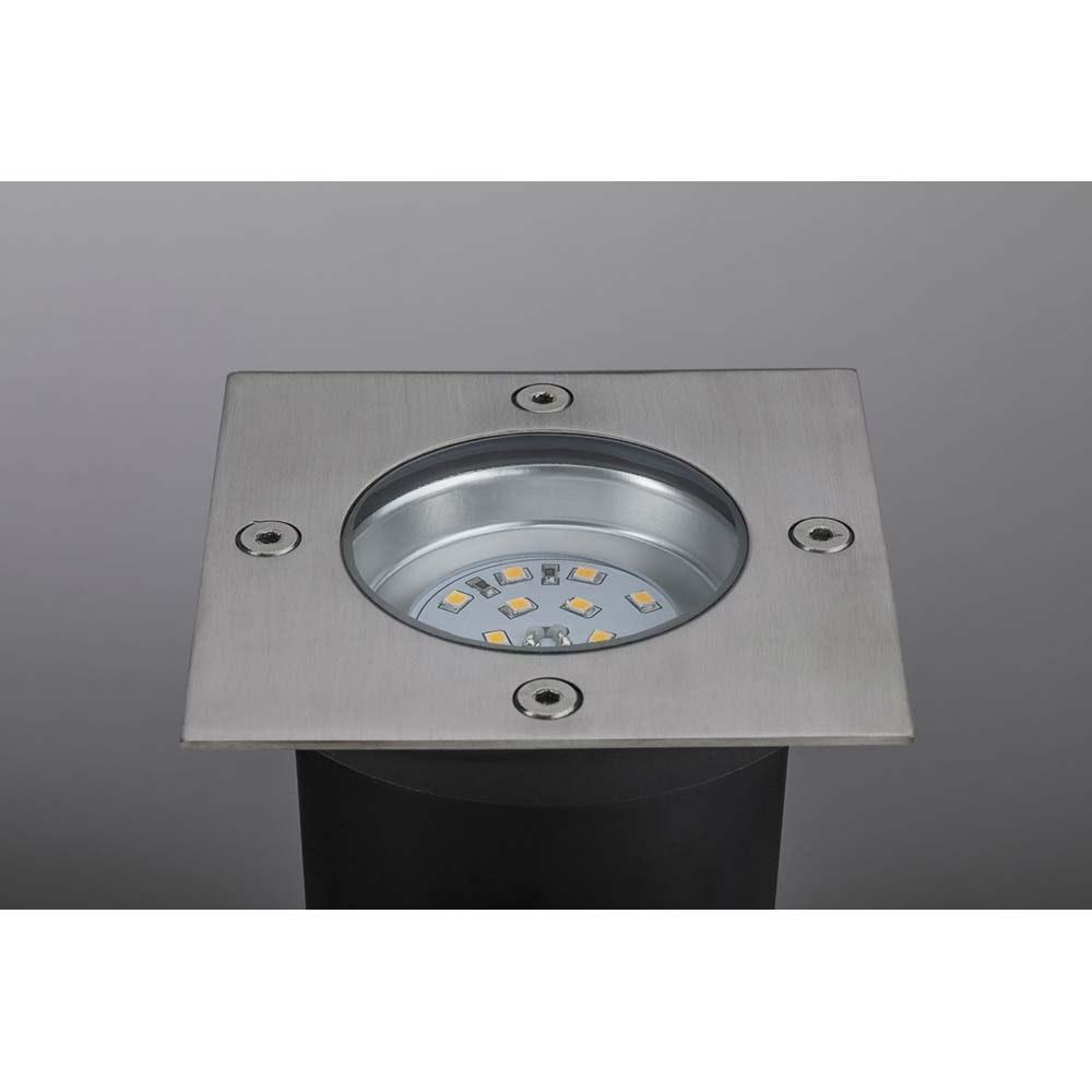 LED Plug & Shine Bodeneinbaulampe eckig IP65 3000K thumbnail 4
