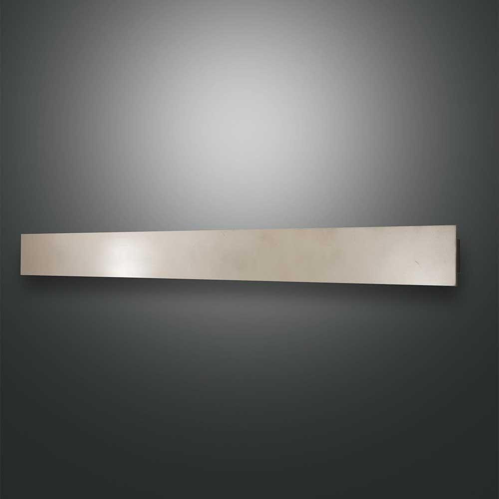 Fabas Luce LED Wandleuchte Lotus Aluminium 5