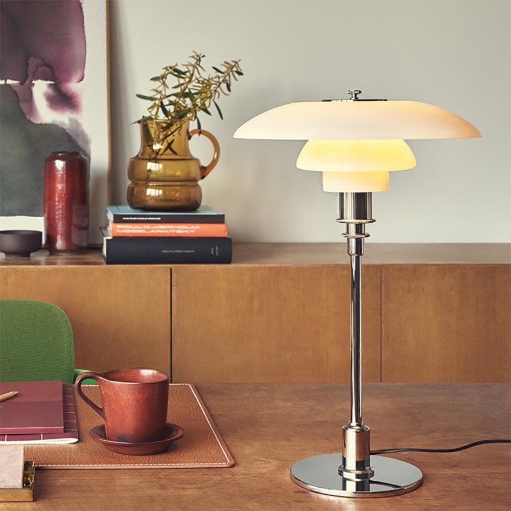 Louis Poulsen Tischlampe PH 3/2