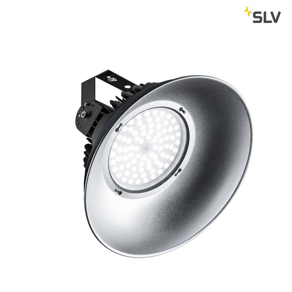SLV Para Flac LED Pendelleuchte Schwarz 150W 4000K IP65 5