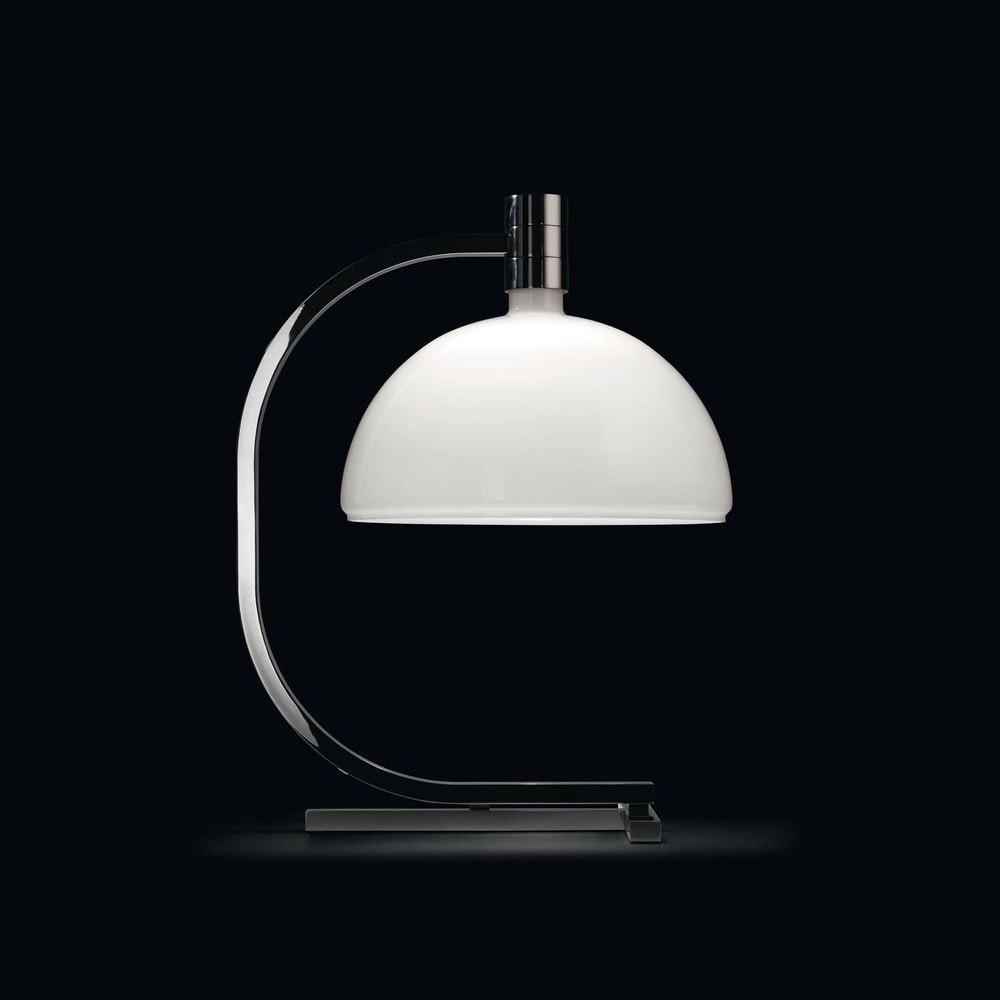 Nemo As1C Tischlampe Albini mit Glasschirm thumbnail 4