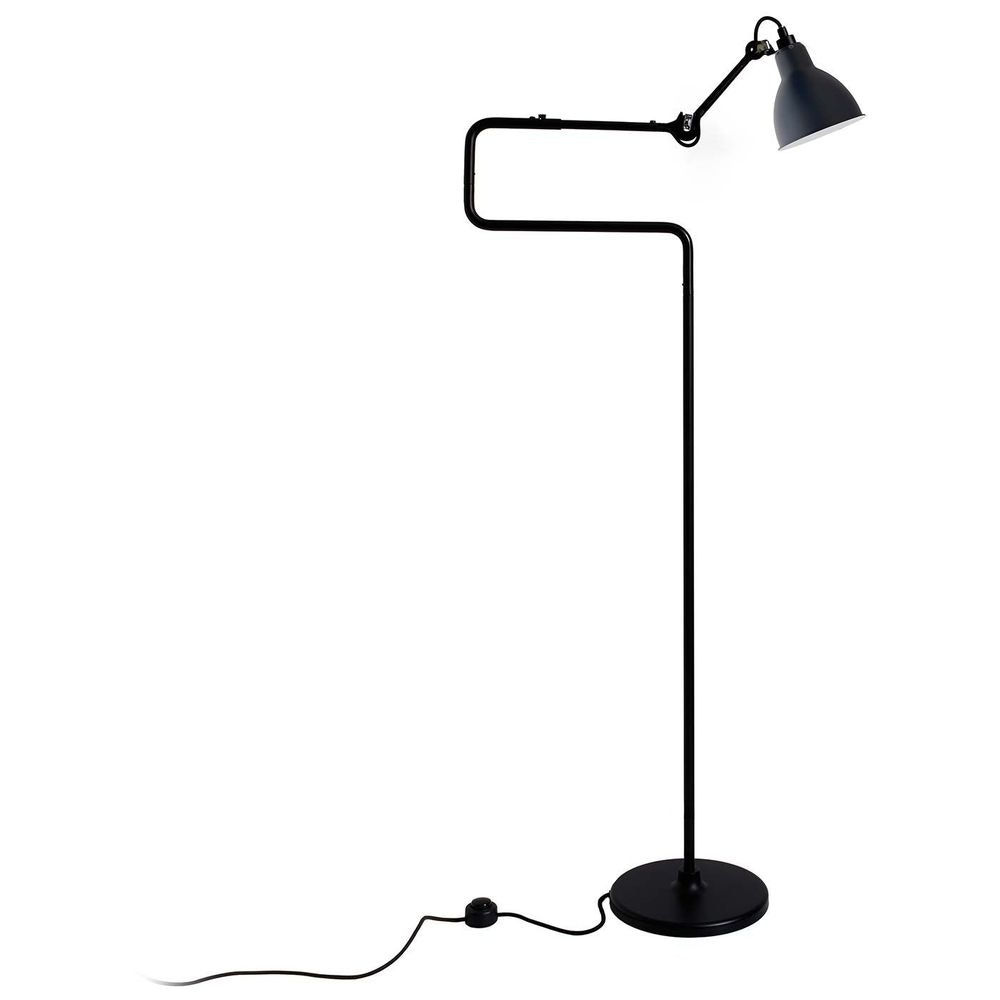 DCW Gras N°411 Stehlampe mit Schirm drehbar 1