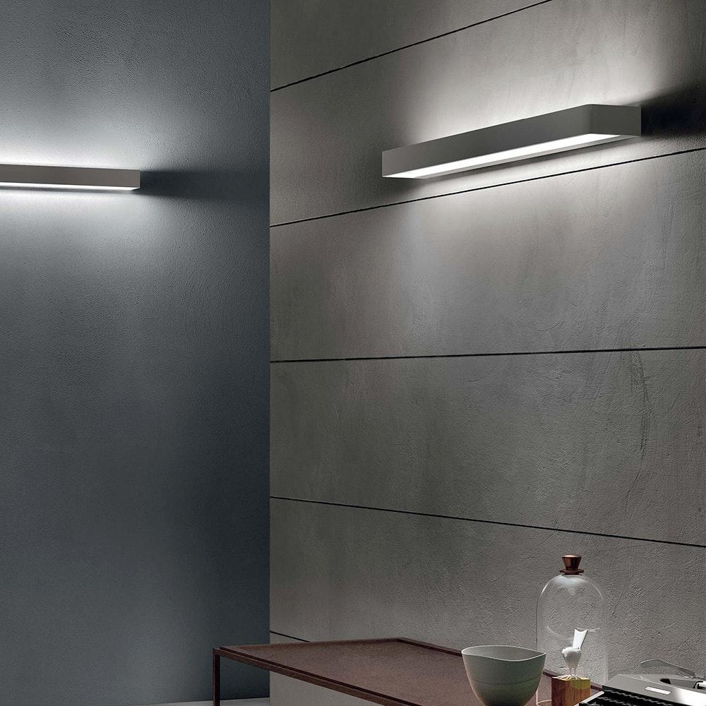 Linealight Metal W LED-Wandleuchte Large 1