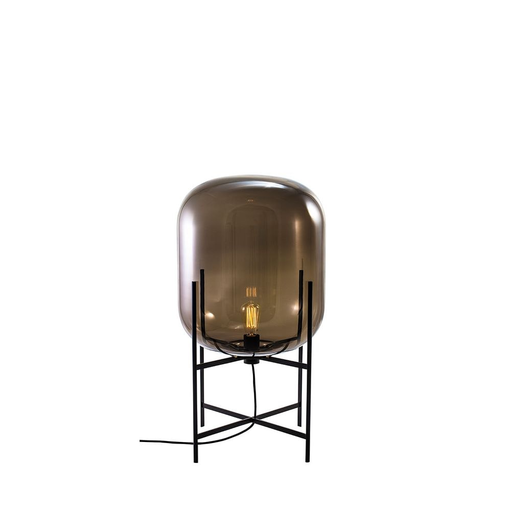 Pulpo LED Tischlampe Oda Medium Ø 45cm H 85cm 1