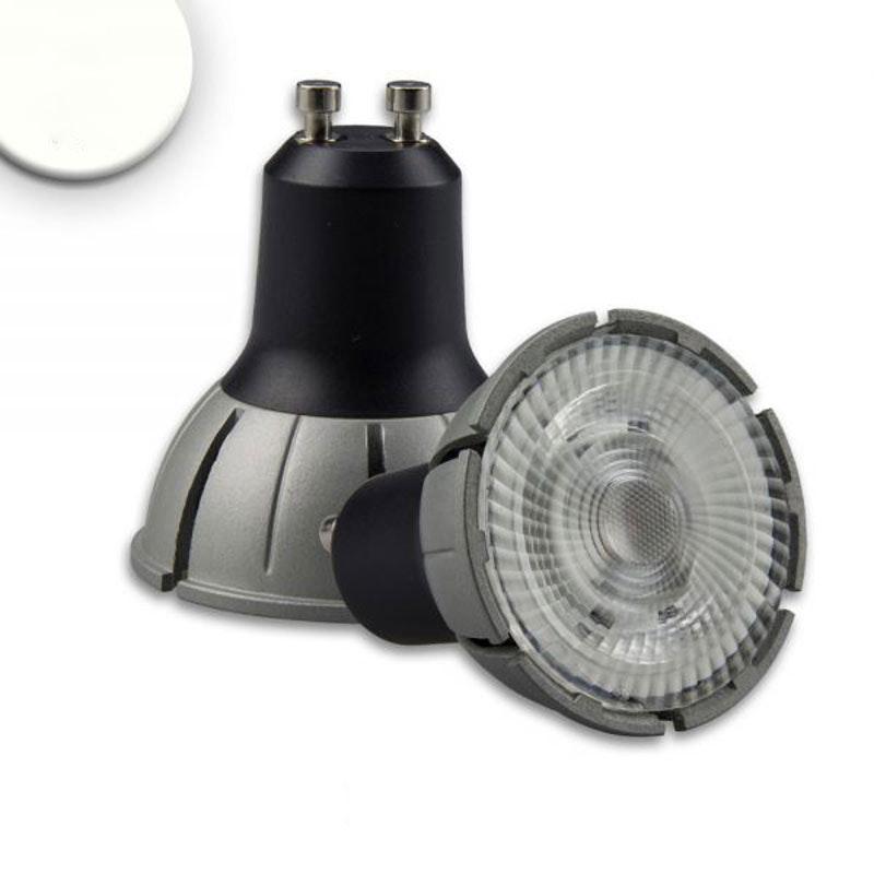 GU10 LED-Leuchtmittel 7W Vollspektrum 500lm 36° 4000K dimmbar CRI98 1