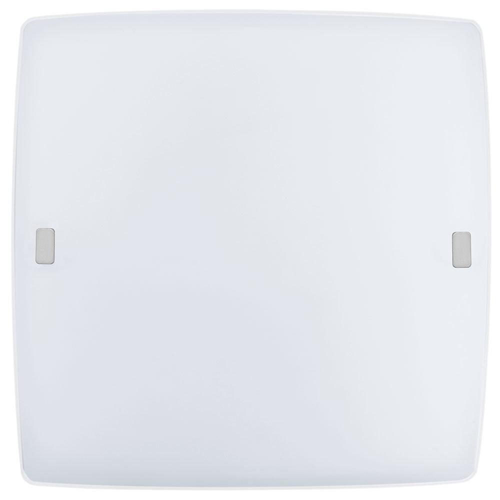 LED Borgo 2 LED Wand- & Deckenleuchte Weiß Glänzend, Weiß