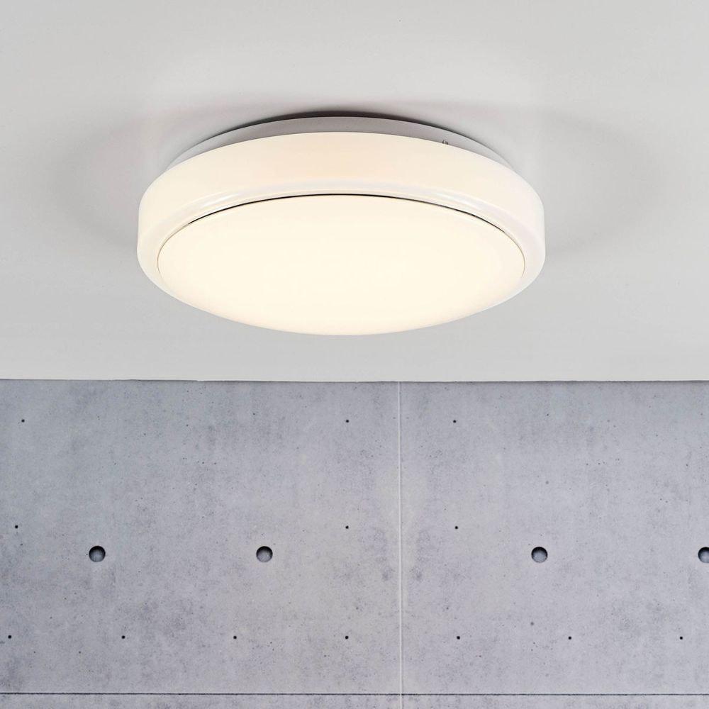 Nordlux Melo 28 LED Deckenleuchte Weiß