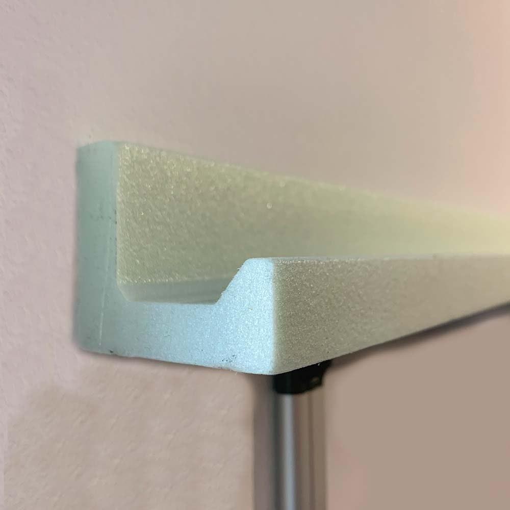 Dekor-Profil 6cm Stuckleiste 1,2 m indirekt Wand oder Decke 2