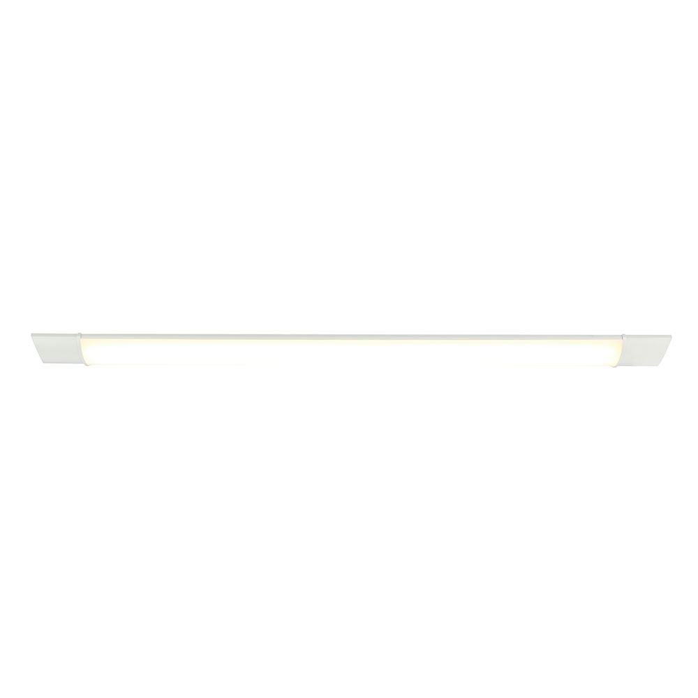 LED Unterbauleuchte Obara Opal, Weiß, Satiniert