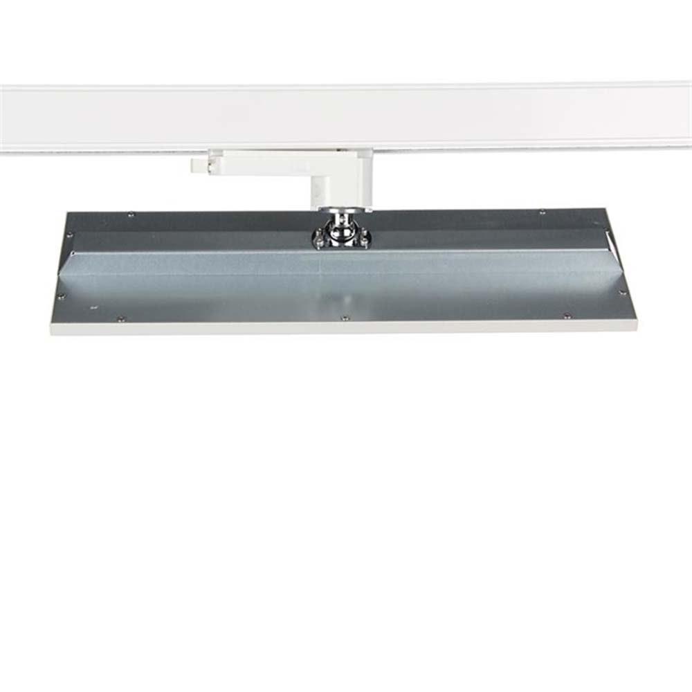 3-Phasen LED-Panel Flächenleuchte 1500lm Neutralweiß 4