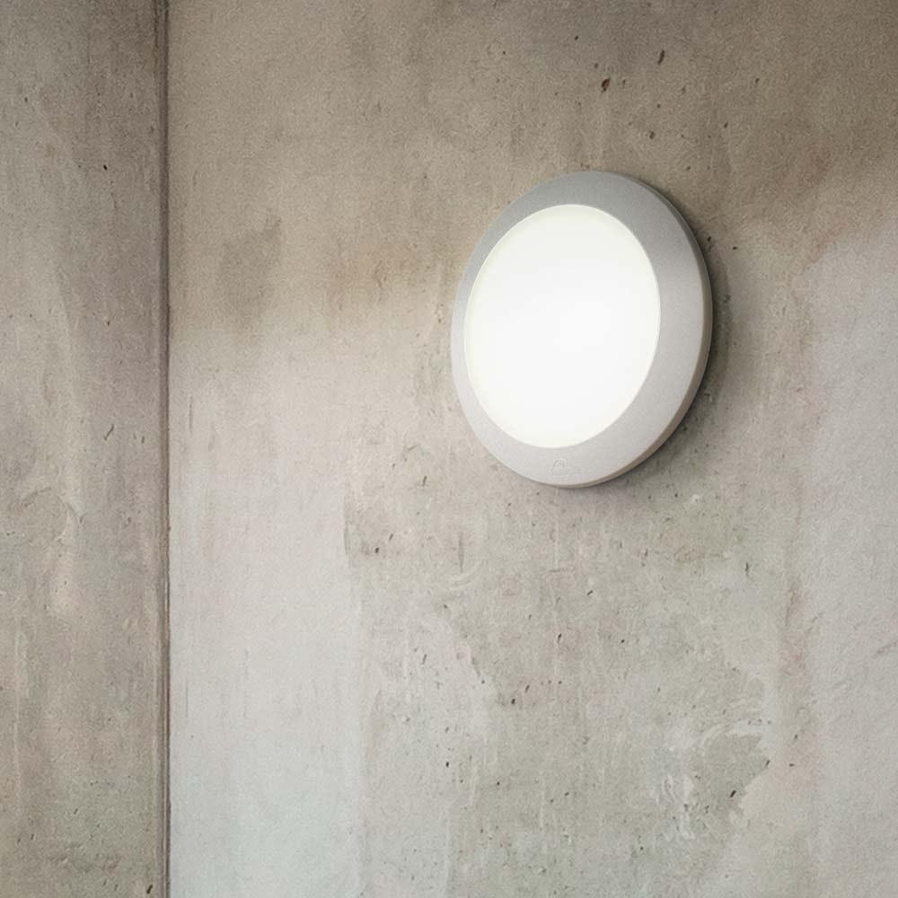 Ideal Lux Wandleuchte Berta Ap1 Medium Weiß