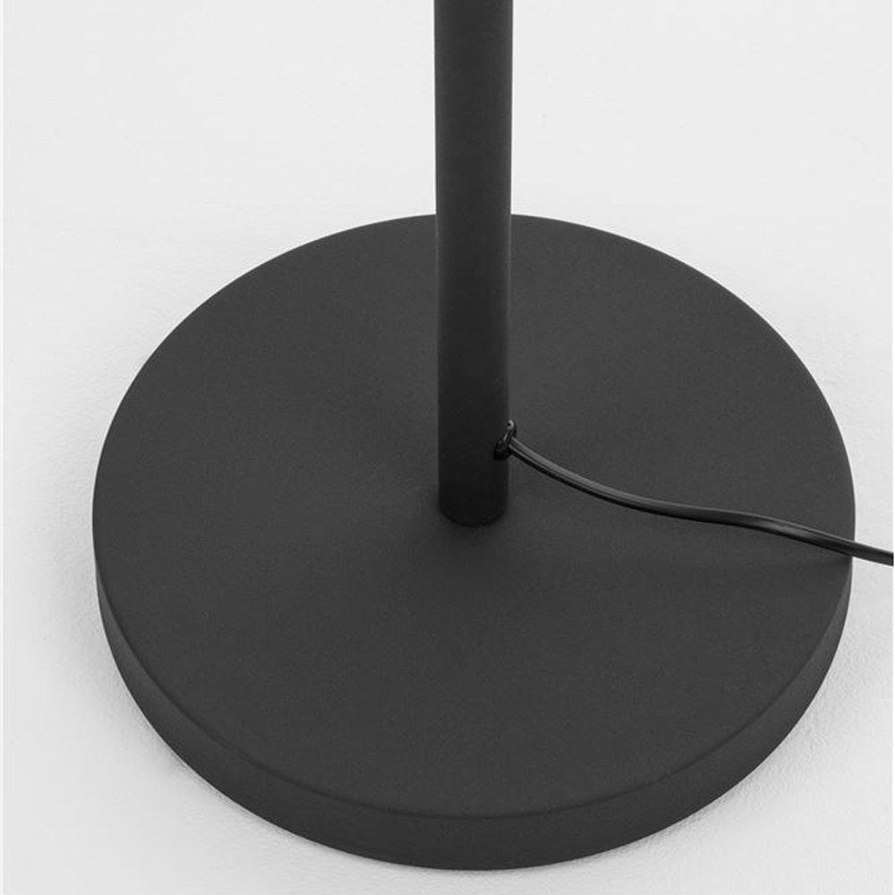 Nova Luce Rocco LED-Stehlampe Schwarz 6