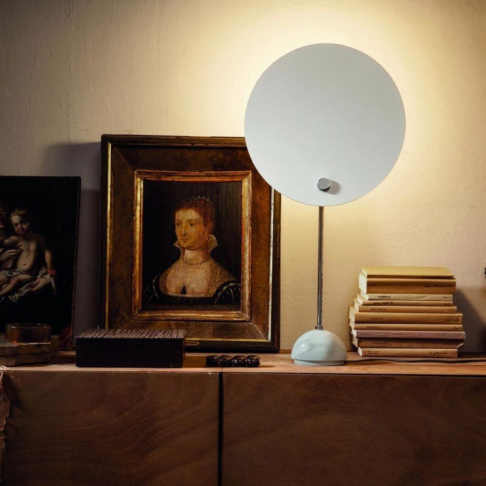Nemo Kuta Tischlampe für indirektes Licht 1